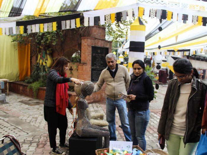 Nuova Delhi 2015 Dastkar Nature Bazar