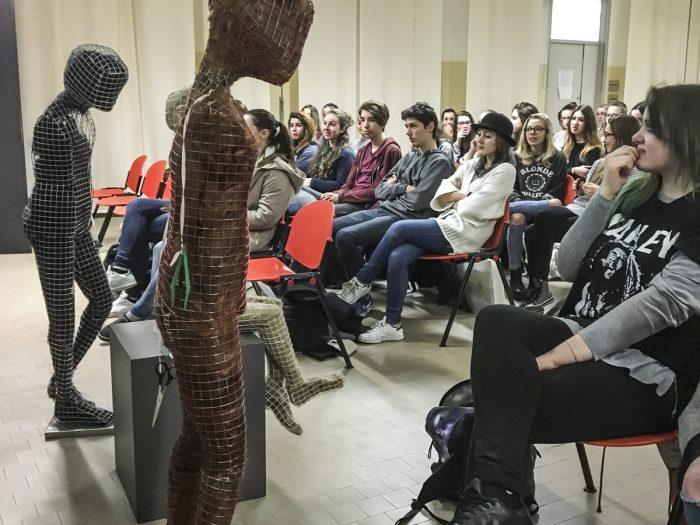 """Nove (VI) 2016 Liceo Artistico """"G. De Fabris"""""""