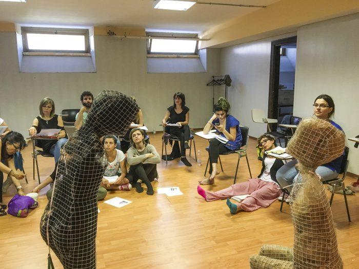 Roma 2016 Università degli Studi Roma 3 – Master di I livello «Le Arti Terapie»