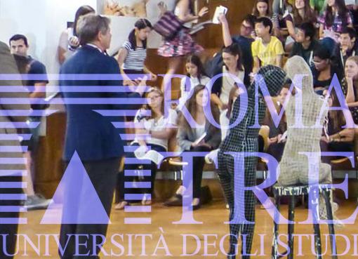 Incontro formativo presso l'Università degli Studi Roma 3
