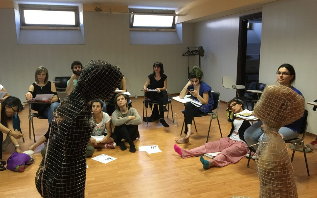 Arti terapie – master di I livello- Università degli studi Roma 3